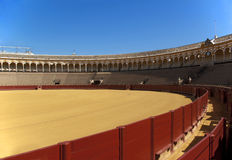 Bullfight Ring Stock Photos