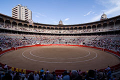 Bullfight Stadium, Barcelona Stock Image