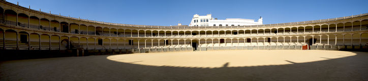 Bullfightarena´Ronda Stock Photography