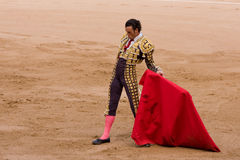 Bullfighter Royalty Free Stock Images