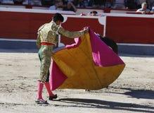 bullfighter royalty-vrije stock fotografie
