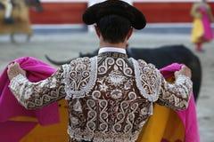 bullfighter royalty-vrije stock foto