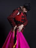 bullfighter Fotografia de Stock
