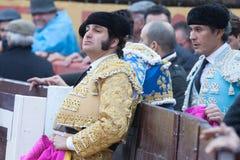 bullfighter stock fotografie