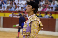 Bullfighter Jairo Miguel Royalty Free Stock Photos