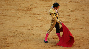Bullfighter Stock Photos
