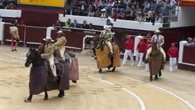 Bullfighters Стоковая Фотография