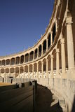 Bullfighting arena Royalty Free Stock Photo