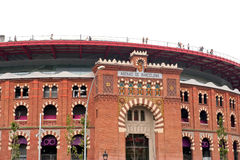 Bullfighting arena Royalty Free Stock Photos