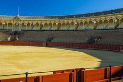 Bullfighting arena Stock Photography