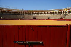 Bullfighting arena Stock Photo