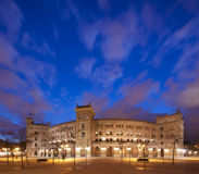Bullfighting arena in Madrid, Las Ventas Royalty Free Stock Images