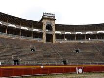 Bullfighting arena puerta de palma , Spain Stock Photography