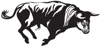 Bullfighting bull Royalty Free Stock Photography