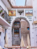The Bullfighting Museum in Mijas on the Costa del Sol Spain Royalty Free Stock Photos