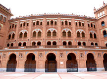 Bullfighting ring Royalty Free Stock Photo