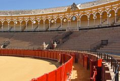 Bullfighting Ring Stock Images
