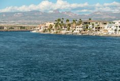 Bullhead City on the Colorado River Stock Photo