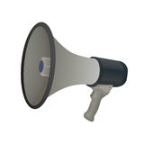 Bullhorn vector Royalty Free Stock Photo