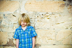 Bullied child Stock Photos