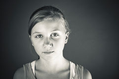 Bullied child Royalty Free Stock Images