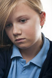Bullied girl Stock Photos