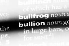 bullion fotografia de stock royalty free