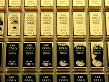 Bullion background Royalty Free Stock Photography