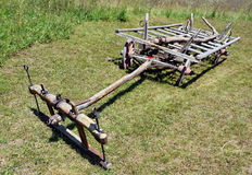 Bullock cart Stock Photos