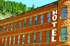 Bullock-Hotel Lizenzfreie Stockfotos