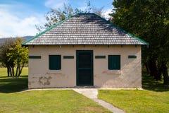Bullocks Hut. The historic buildings of Bullocks Hut in Lake Crackenback, New South Wales, Australia Royalty Free Stock Image