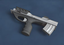 Bullpup Pistol Stock Photography