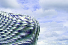 Bullring. Texture of the Bullring, modern building in Birmingham Stock Images