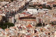 Bullring in Alicante, Spain Stock Photos