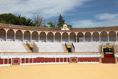 Bullring  in Antequera, Spain Royalty Free Stock Image