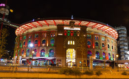 Bullring Arenas Stock Photo