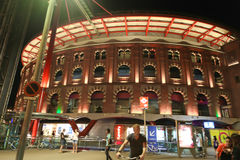 Bullring Arenas - Barcelona Royalty Free Stock Image