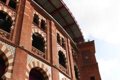 Bullring Arenas - Barcelona Stock Image