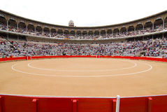 Bullring of Barcelona Royalty Free Stock Photo