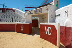 Bullring in Mijas Stock Image