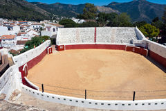 Bullring in Mijas Stock Photography
