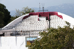 The Bullring of Mijas on the Costa Del Sol Andalucia, Spain Royalty Free Stock Photography