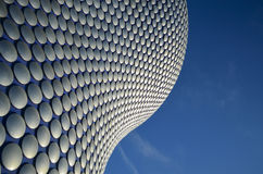 Bullring. Modern Architecture in Birmingham, England Royalty Free Stock Photography