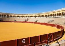 Bullring in Sevilla Royalty Free Stock Photography