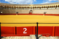 Bullring of Sevilla Royalty Free Stock Image