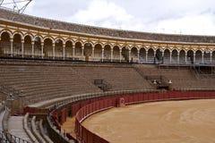 Bullring, Seville Stock Images