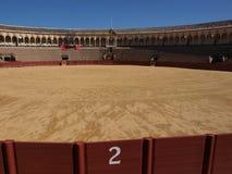 bullring Seville Obraz Royalty Free