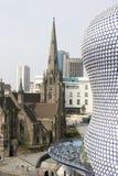 The Bullring Shopping Centre,Birmingham,UK royalty free stock photos