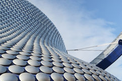 Bullring Shopping Centre,Close up. Birmingham Stock Photography