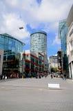 Bullring shops, Birmingham. Royalty Free Stock Images